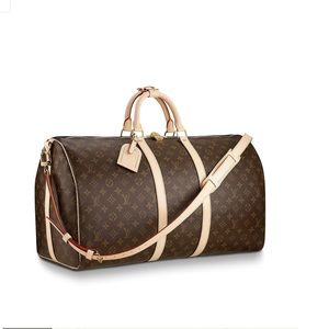 Vintage Louis Vuitton Keepall Bandouliere 55